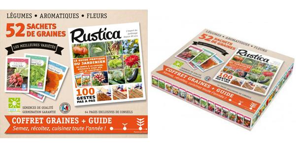 Calendario semine Rustica