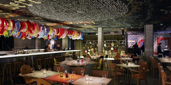 Mama Shelter hotel Philippe Starck