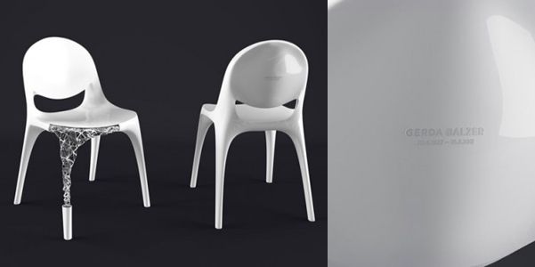 B1 Chair sedia ossa