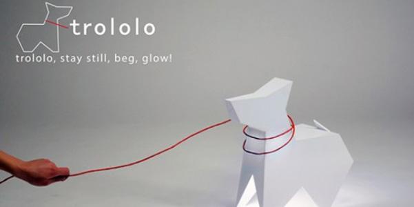 Trololo lampada