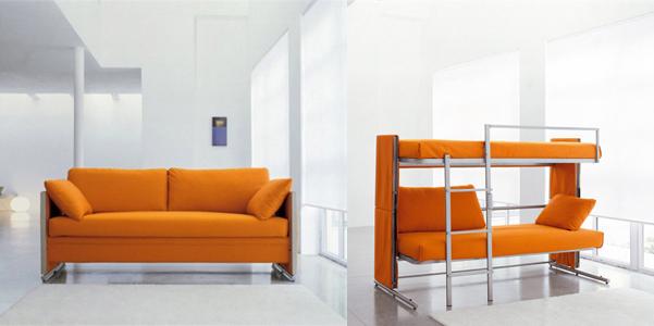Divano letto a castello doc clei - Clei divano letto ...