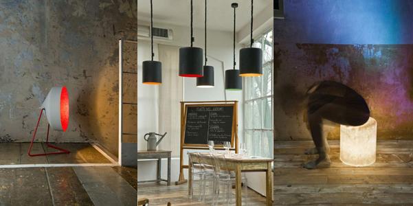 Matt lamp In-es artedesign