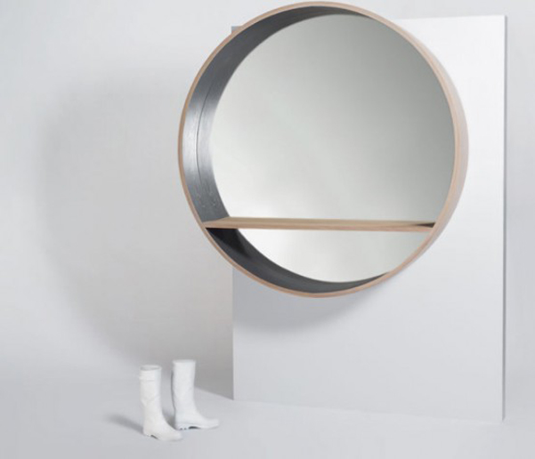 Mirror Console Drugeot