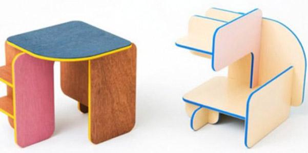 Cubi multifunzione Torafu