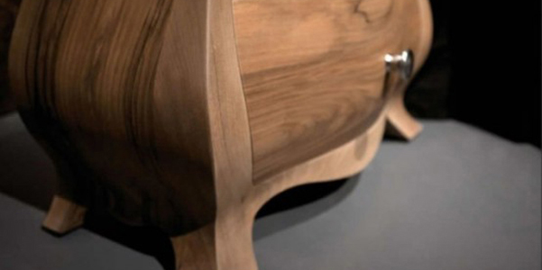 Bruselas Chest of Drawers by Valenti