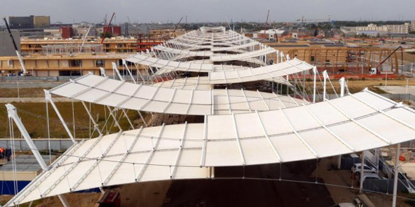 Expo 2015 droni