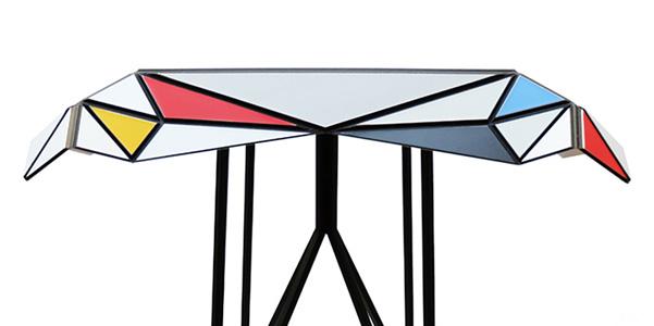Tavolo Mondrian