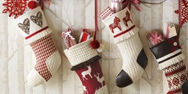 calza della befana: idee fai da te | designbuzz.it - Calze Della Befana Originali