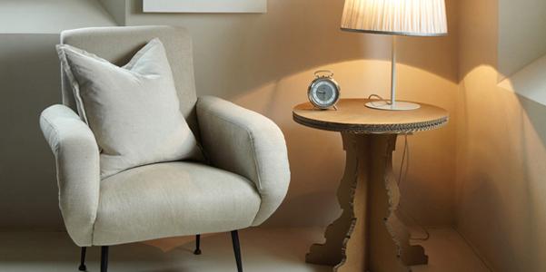 La nuova collezione di mobili di cartone kubedesign - Mobili in cartone design ...