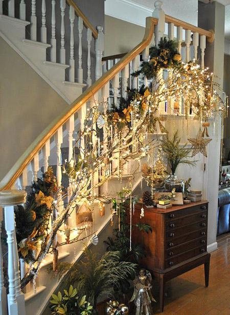 Idee decorazioni come addobbare la casa con le luci - Luci decorative ...