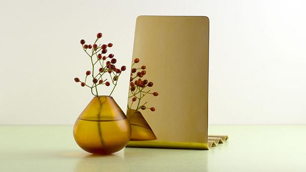 Lo specchio lou vince il lancome design award - Specchio onda ikea ...