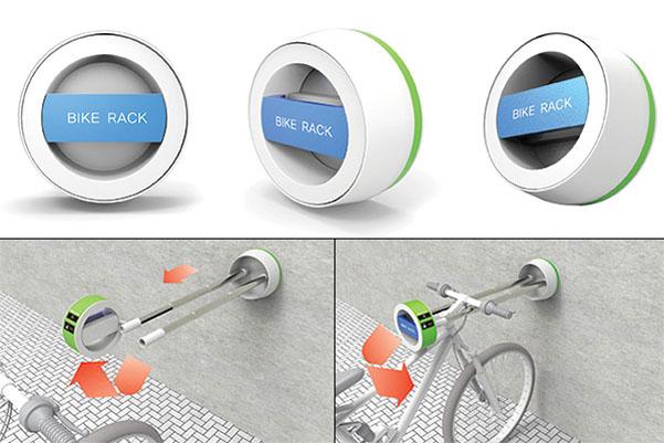 Parcheggio sicuro biciclette