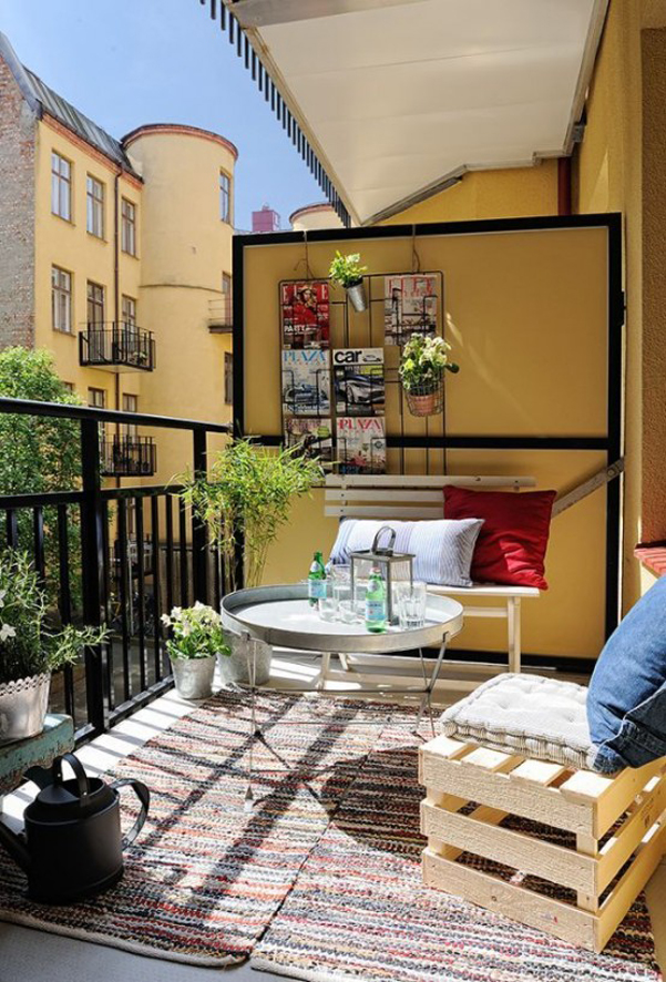 Arredare Un Balcone - Home Design E Interior Ideas - Refoias.net
