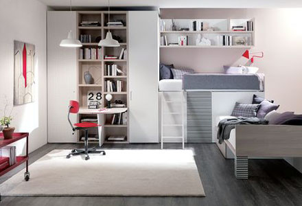 letto container dielle