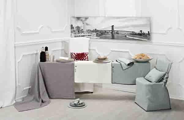 Liu jo casa dress your home for Coprisedia bianco ikea