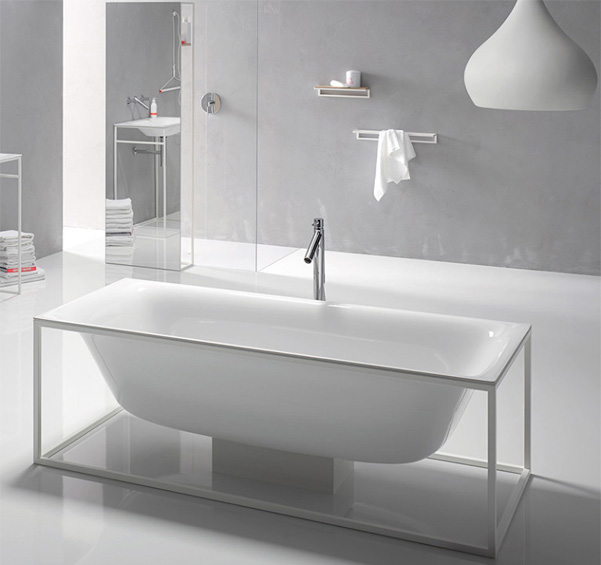 Arredo bagno bettelux shape - Verniciatura a bagno ...
