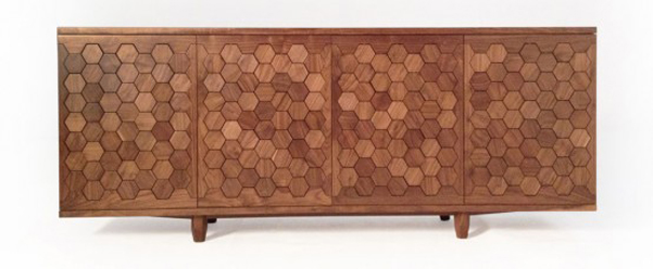 consolle bionic sideboard