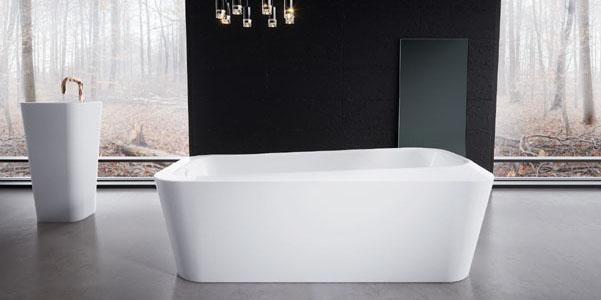 Nuova vasca da bagno Kaldewei di Arik Levy | DesignBuzz.it