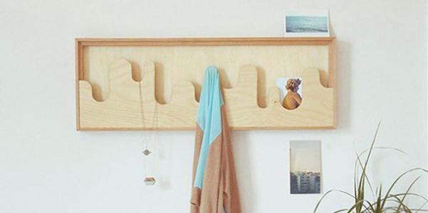 Appendiabiti da parete wallmonds hanger - Appendiabiti da parete design ...