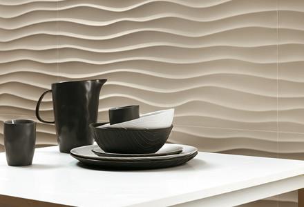 rivestimenti atlas concorde 3D wall design