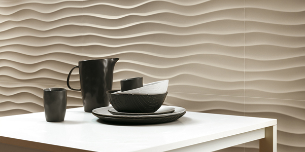 rivestimenti atlas concorde 3D wall design