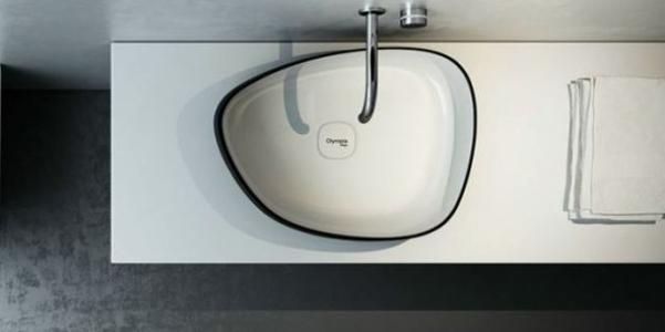 lavabo  metamorfosi olympia ceramica