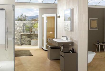 sauna villeroy boch linea vivia