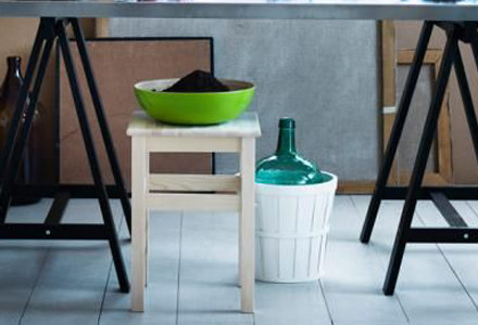 idee decor sgabello oddvar ikea