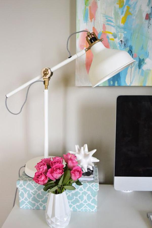Idee decor lampada ranarp di ikea - Lampade da scrivania ikea ...