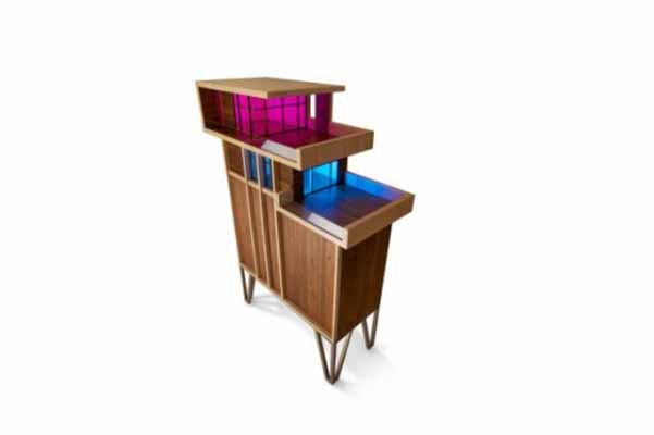 Stipetto penthouse cabinet by piece uk for Stipetto bagno
