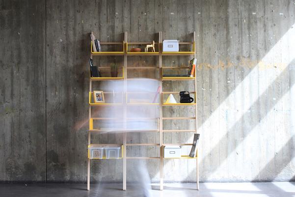 library libreria modulare