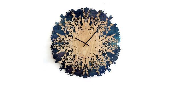 Orologio parete svetlana mikhailova for Ikea orologio parete