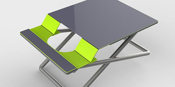 tavolo pieghevole shoulin chair