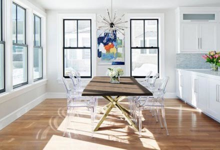 outure dining table nuevo