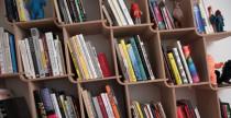 libreria L shelf