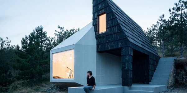 casa design ibrido serbia
