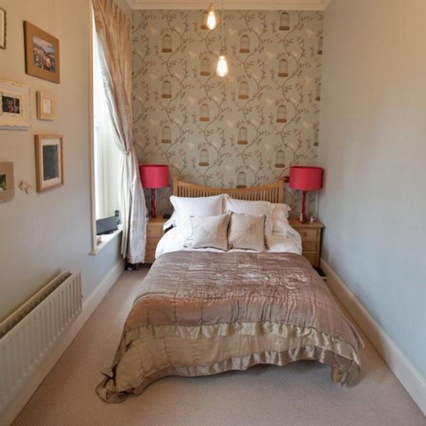 Come far sembrare più grande una camera da letto piccola ...