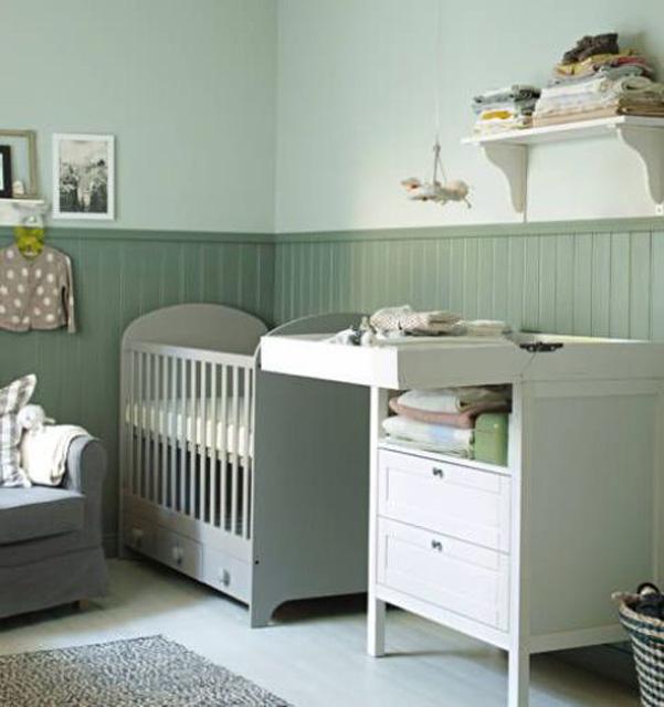 idee decor culla sundvik di ikea. Black Bedroom Furniture Sets. Home Design Ideas