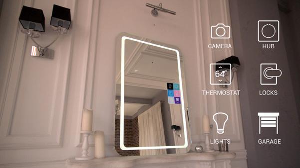 Selfie mirror lo specchio tecnologico - Lo specchio di selfie ...