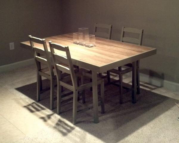 Idee decor il tavolo ingo di ikea - Borsa pranzo ikea ...