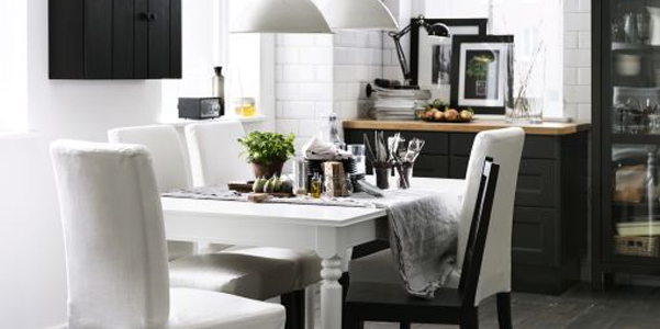 Idee decor: il tavolo Ingo di Ikea | DesignBuzz.it