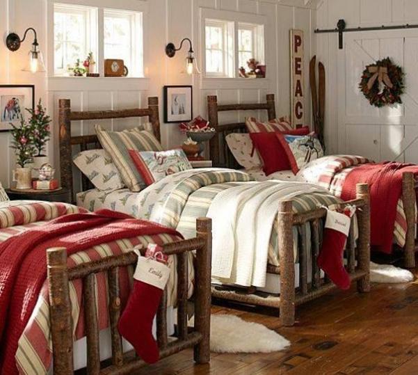 Natale 2015 idee per decorare la cameretta dei bambini - Idee per la cameretta ...