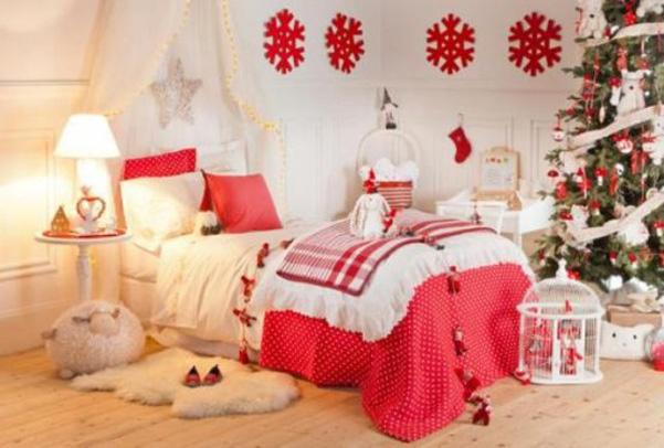 Idee Per Decorare La Cameretta : Natale idee per decorare la cameretta dei bambini