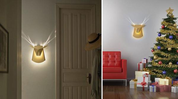 Lampade da parete popup reindeer - Lampada luna ikea ...