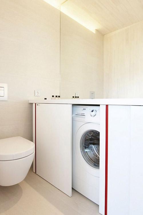 Mobili Per Nascondere Lavatrice In Bagno.Come Nascondere La Lavatrice In Un Bagno Simple Soluzioni Con Una