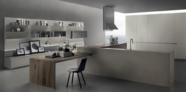 La cucina Icon Ernestomeda si rinnova | DesignBuzz.it