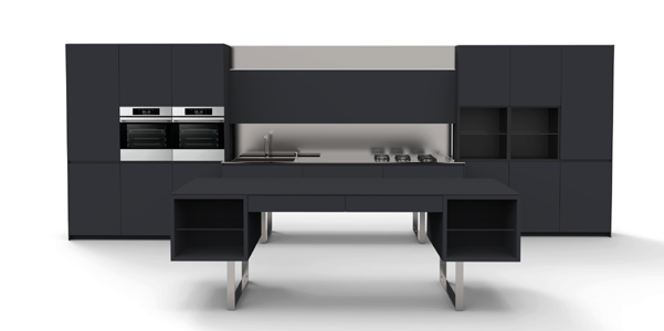 Aran Cucine presenta Sipario al Salone del Mobile 2016 | DesignBuzz.it