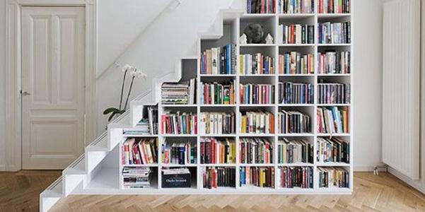 Idee per organizzare i libri - Libreria ikea lack ...