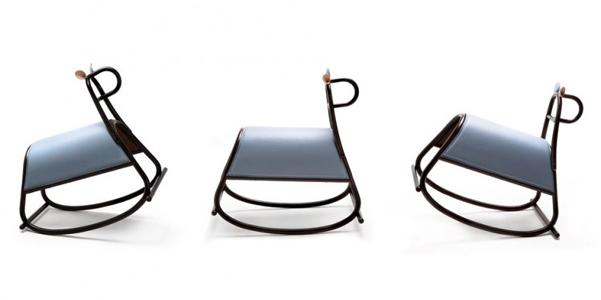 Cavallo A Dondolo Design.Furia Il Cavallo A Dondolo Di Design Designbuzz It