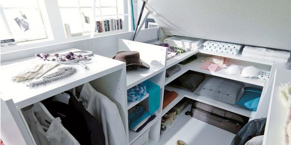 Il letto con armadio nascosto di Dielle | DesignBuzz.it